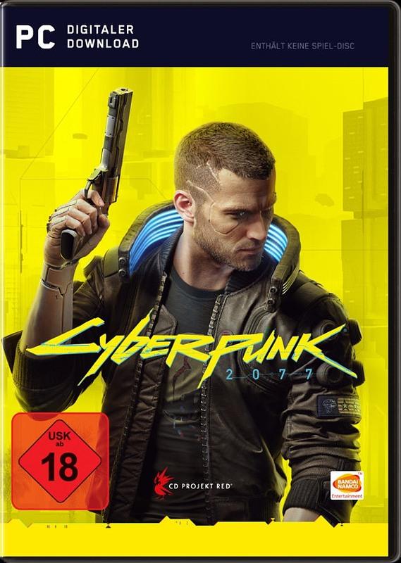 CYBERPUNK 2077 (Day 1 Edition) (CIAB) PC Bild