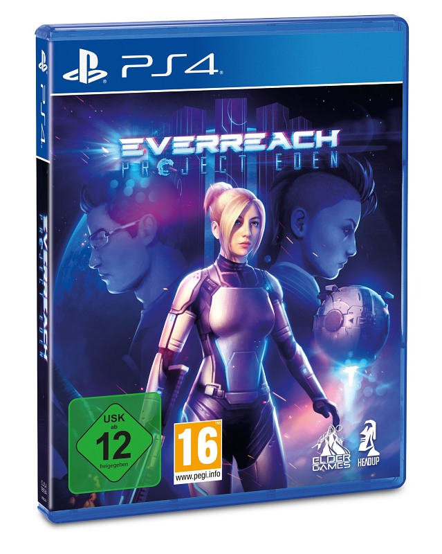 Everreach - Project Eden Playstation 4 Bild