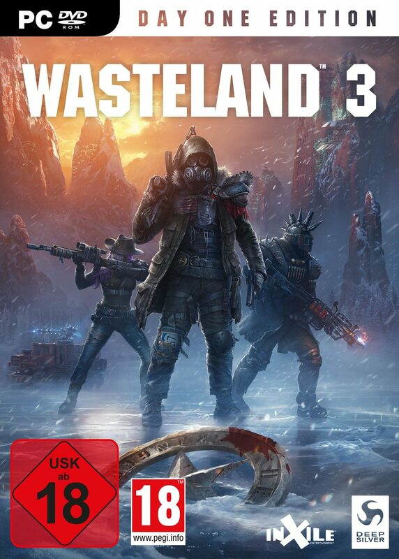 Wasteland 3 (Day One Edition) PC Bild