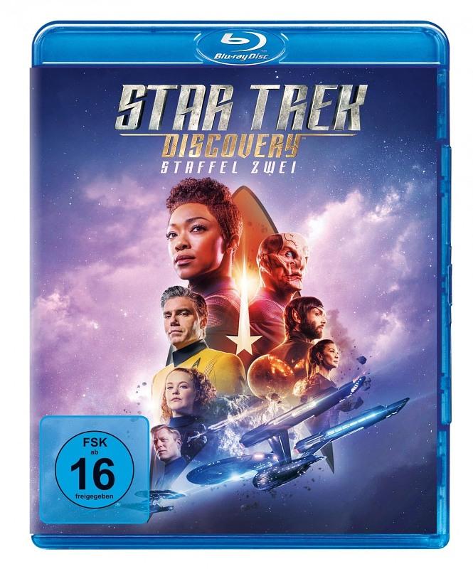 Star Trek Discovery Trailer Deutsch