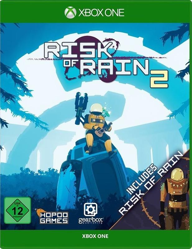 Risk of Rain 2 XBox One Bild