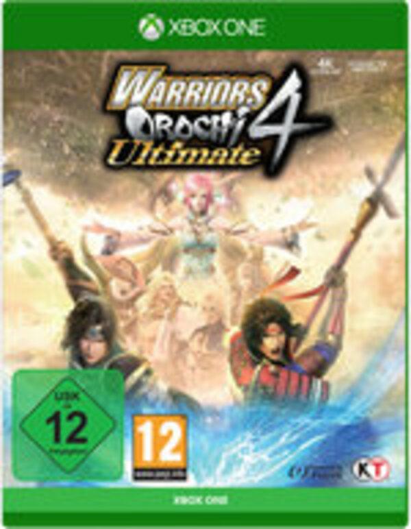 Warriors Orochi 4 Ultiamte XBox One Bild
