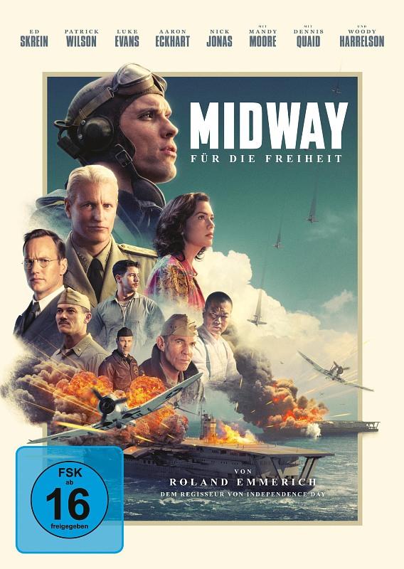 Midway - Für die Freiheit DVD Bild