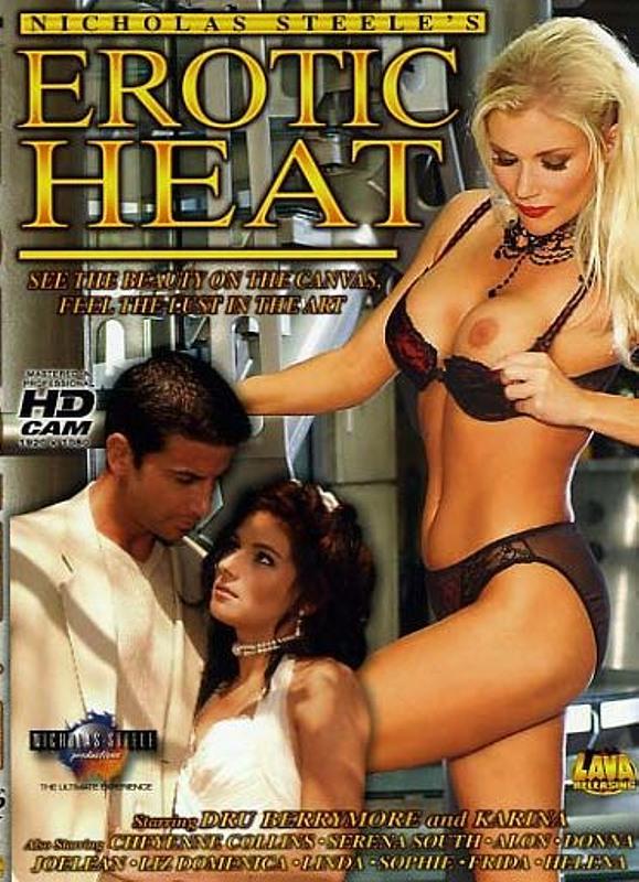 Erotic Heat DVD Bild