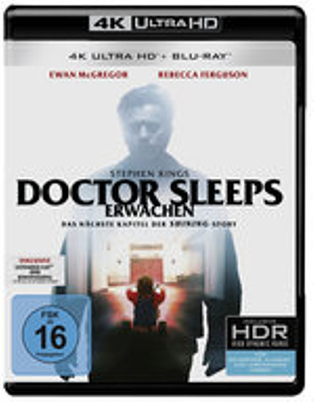 Doctor Sleeps Erwachen Blu-ray Bild