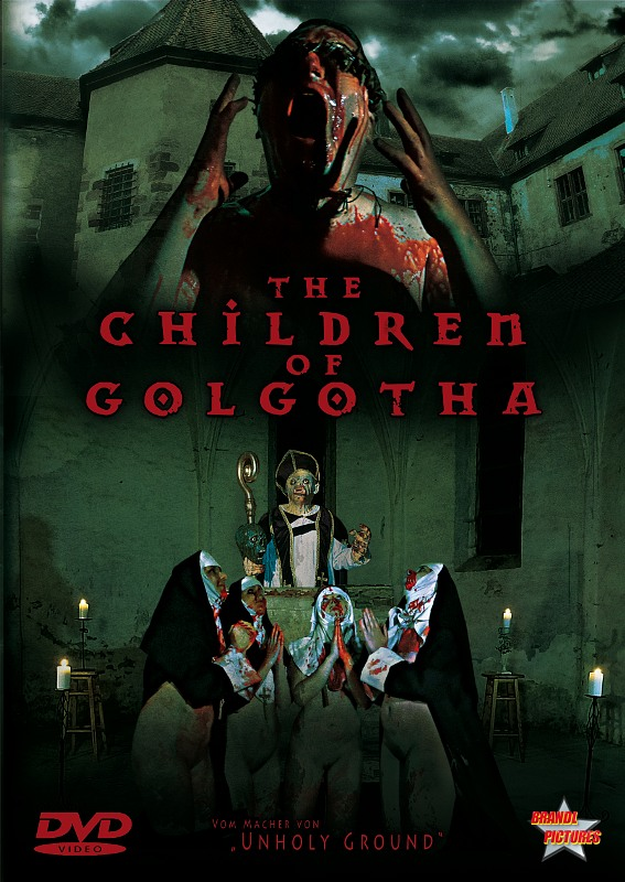The Children of Golgotha DVD Bild