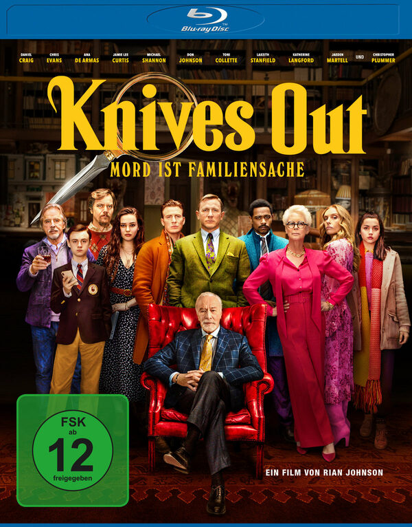 Knives Out - Mord ist Familiensache Blu-ray Bild
