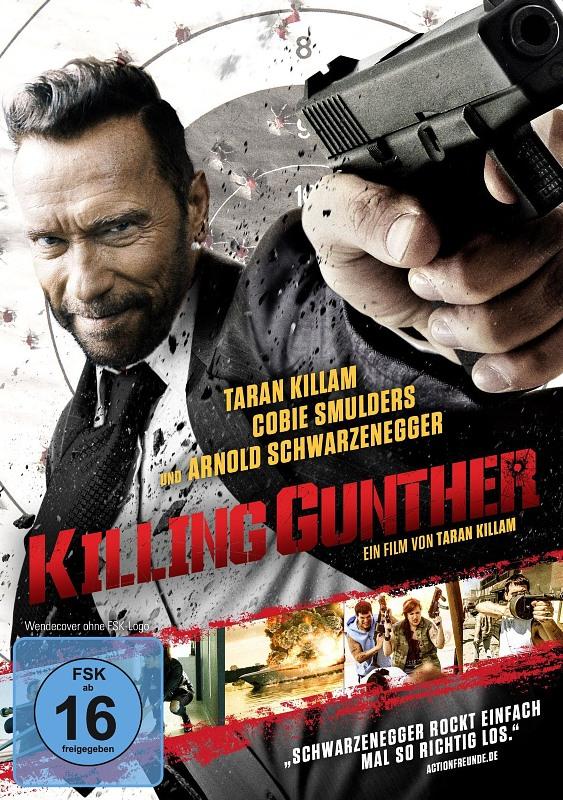 Killing Gunther DVD Bild