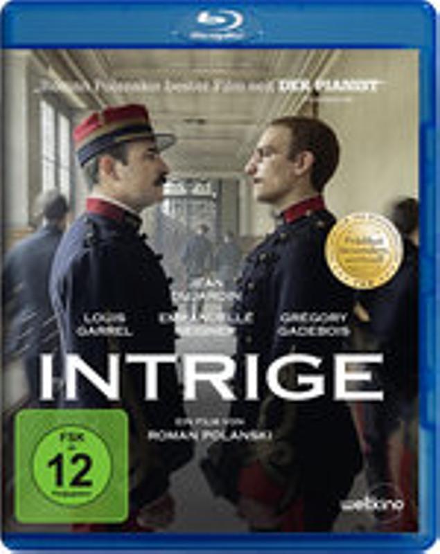 Intrige Blu-ray Bild