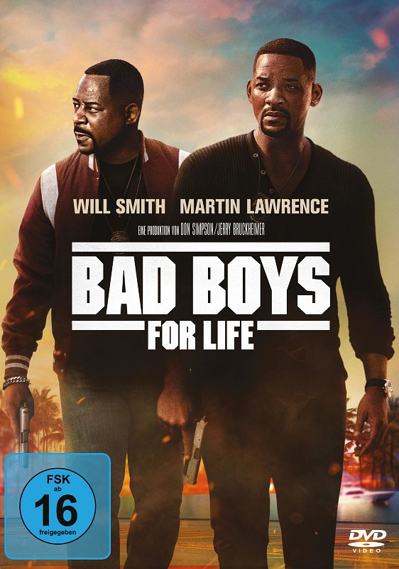 Bad Boys for Life DVD Bild