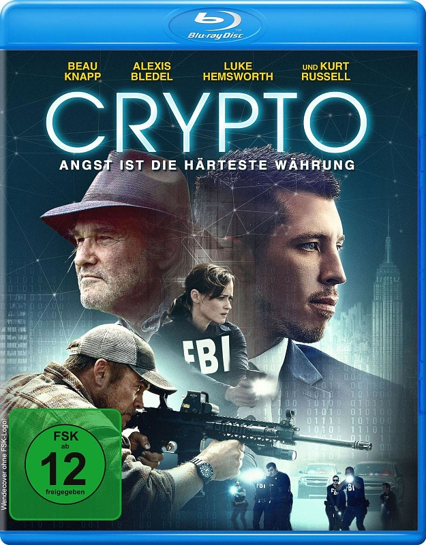 Crypto - Angst ist die härteste Währung Blu-ray Bild