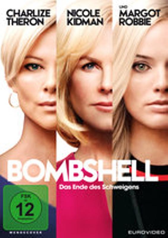 Bombshell - Das Ende des Schweigens DVD Bild