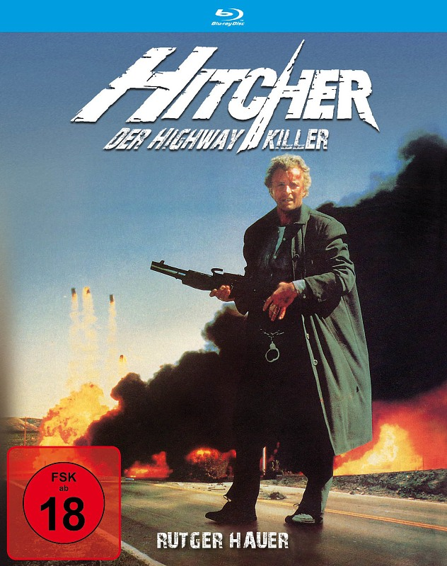 Hitcher, der Highway Killer Blu-ray Bild
