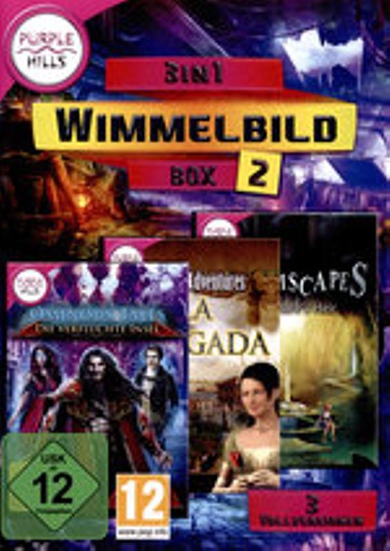 3-in-1 Wimmelbild Box 2 PC Bild