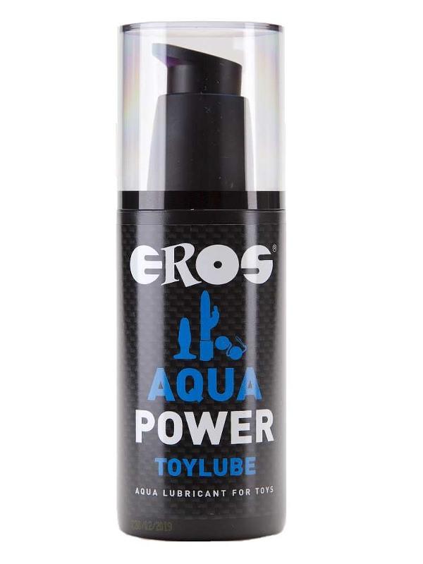 Eros Megasol Aqua Power Toylube 125ml Gay Toys Bild