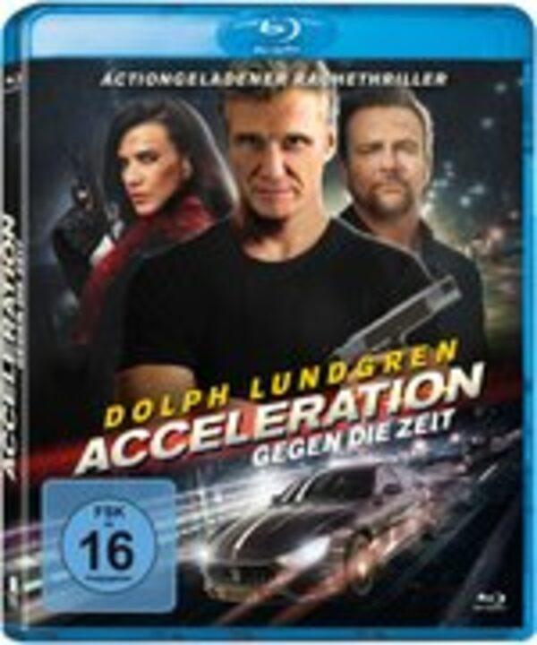Acceleration - Gegen die Zeit Blu-ray Bild
