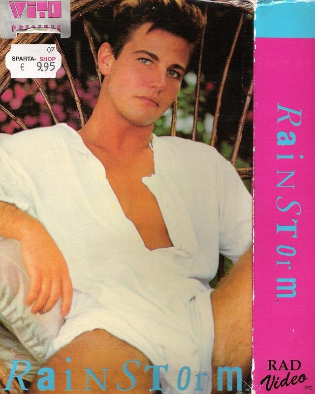 Rainstorm Gay VHS-Video Bild