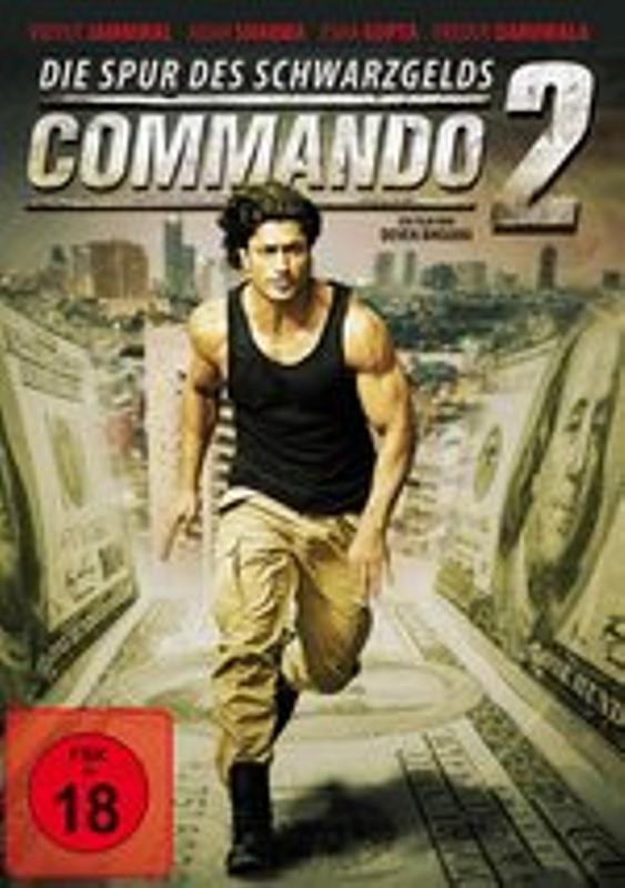 Commando 2 - Die Spur des Schwarzgelds DVD Bild