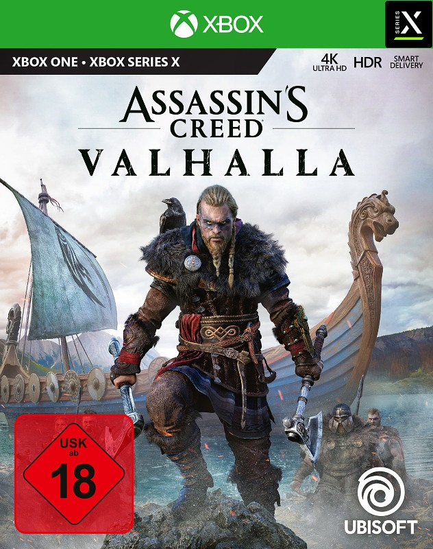 Assassin's Creed Valhalla XBox One Bild
