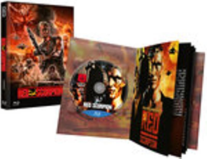 Red Scorpion Blu-ray Bild