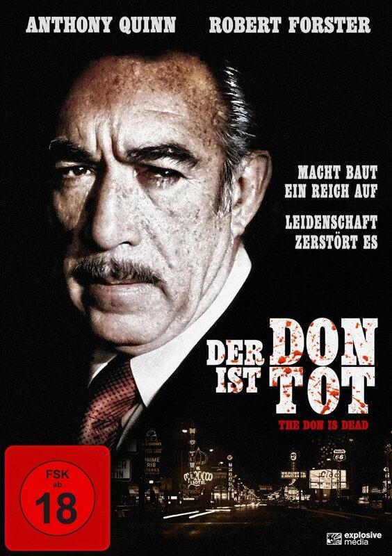 Der Don ist tot DVD Bild