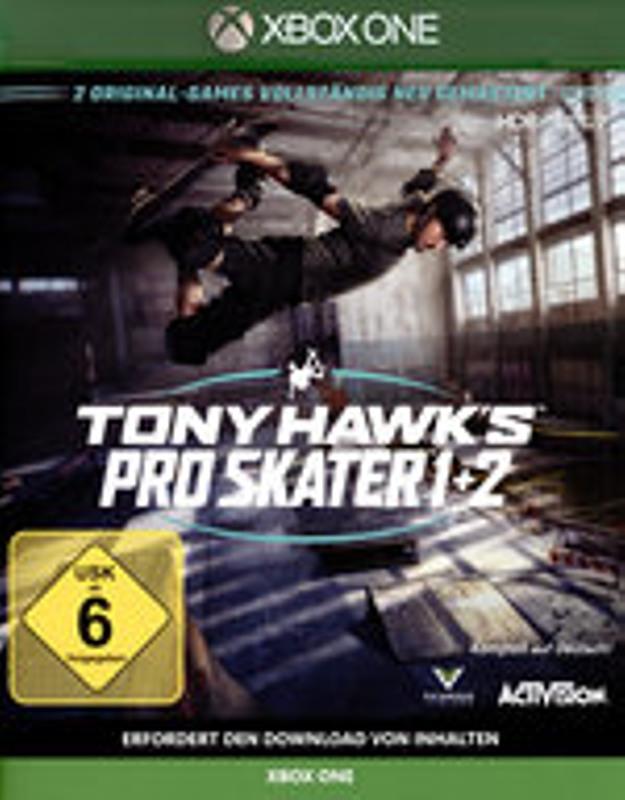 Tony Hawk's Pro Skater 1+2 XBox One Bild