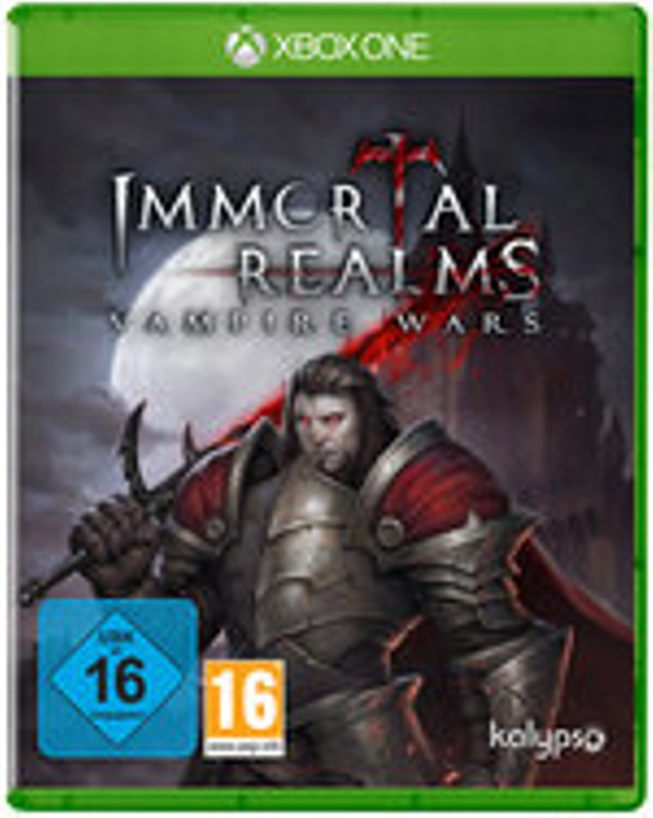 Immortal Realms: Vampire Wars XBox One Bild