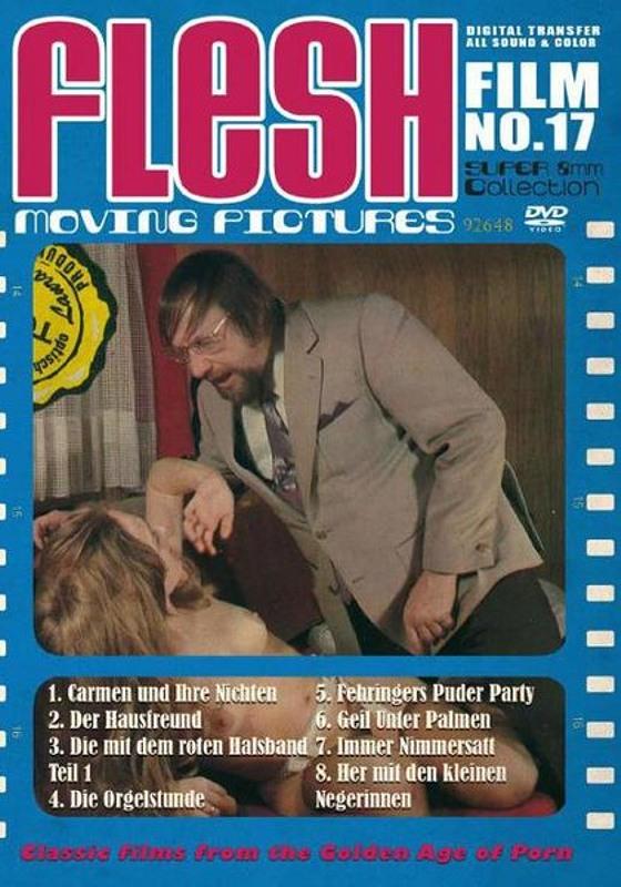 Flesh Film No. 17 DVD Bild