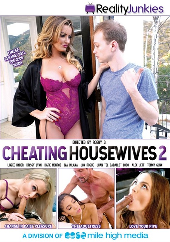 Cheating Housewives 2 DVD Bild