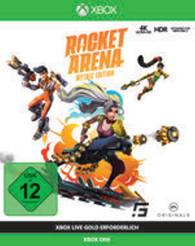 Rocket Arena - Mythic Edition XBox One Bild
