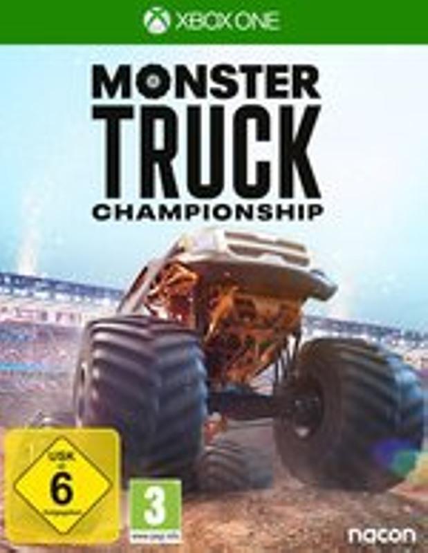 Monster Truck Championship XBox One Bild
