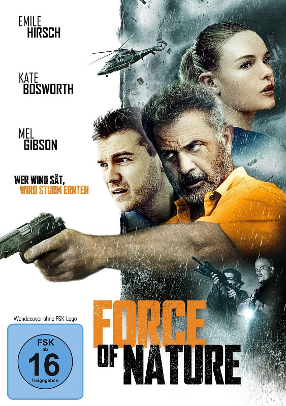 Force of Nature DVD Bild