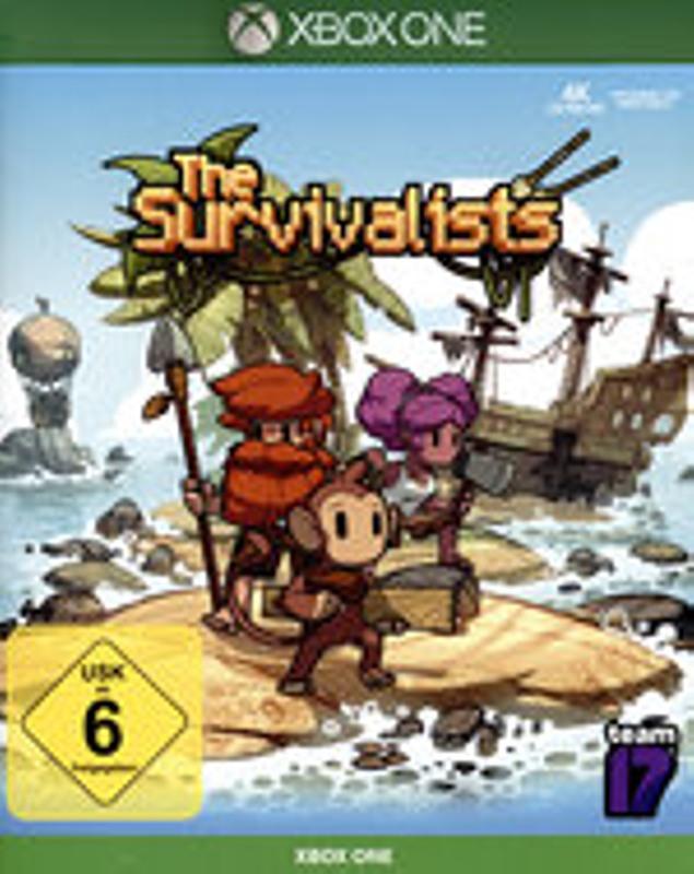 The Survivalists XBox One Bild