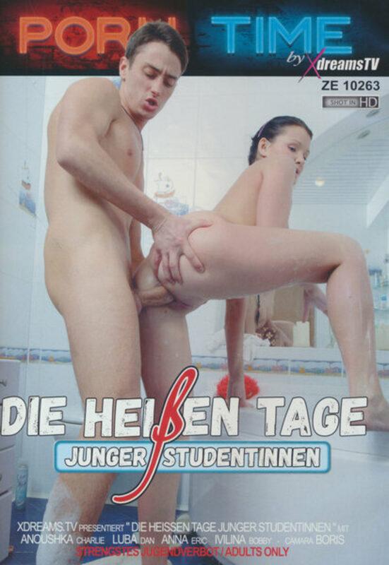 Die Heißen Tage Junger Studentinnen DVD Bild