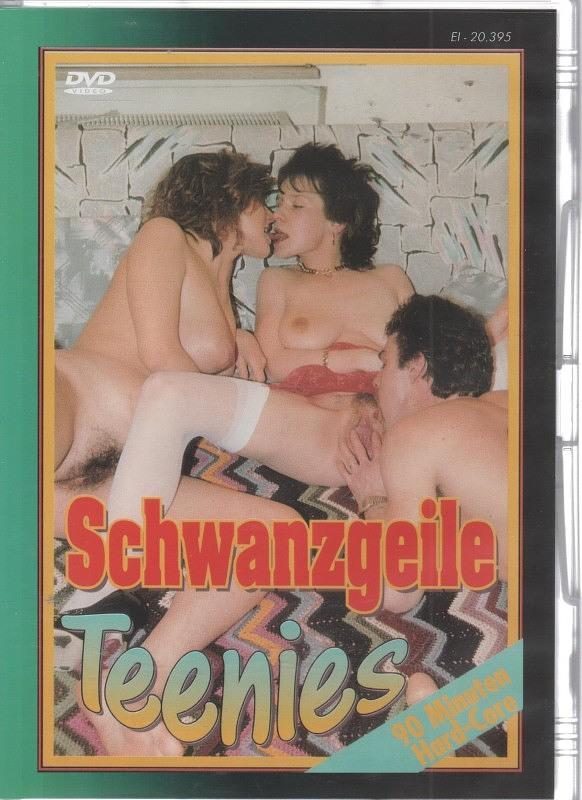 Schwanzgeile Teenies DVD Bild