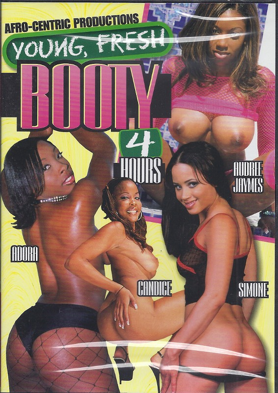 Young, fresh and booty DVD Bild