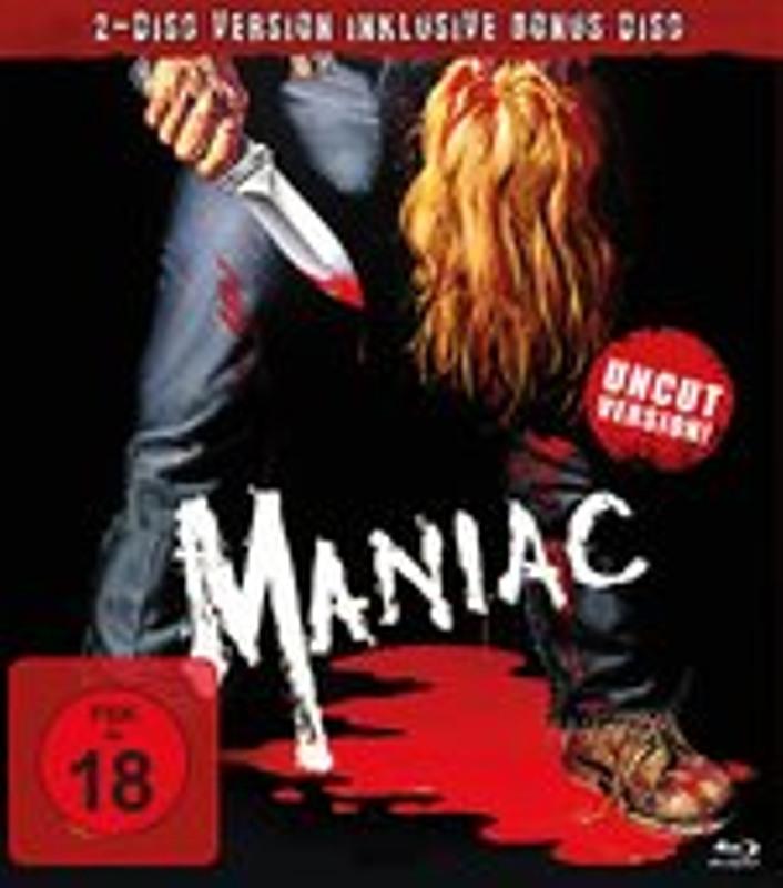 Maniac Blu-ray Bild