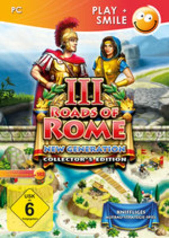 Roads of Rome: New Generation 3 (Collector's Edi PC Bild