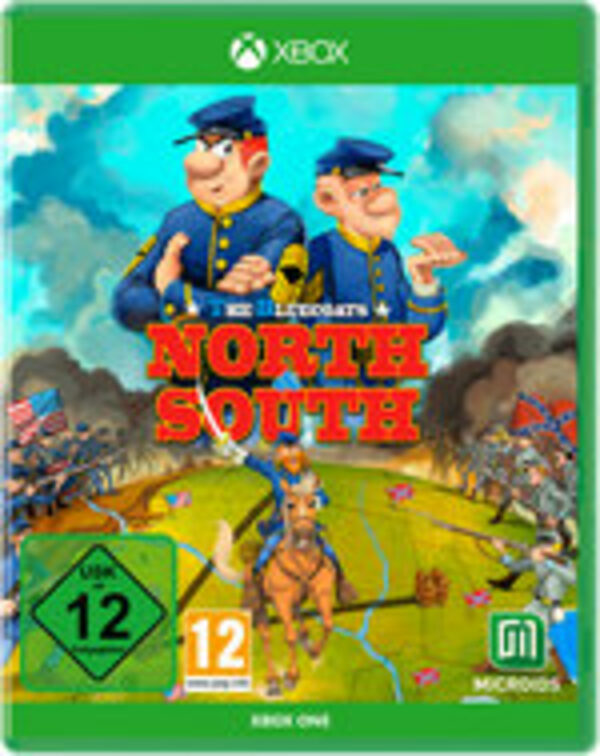 The Bluecoats - North and South (Limited Edition XBox One Bild