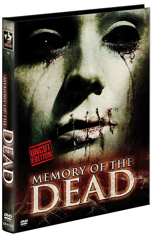 Memory of the Dead - Mediabook [LE] DVD Bild