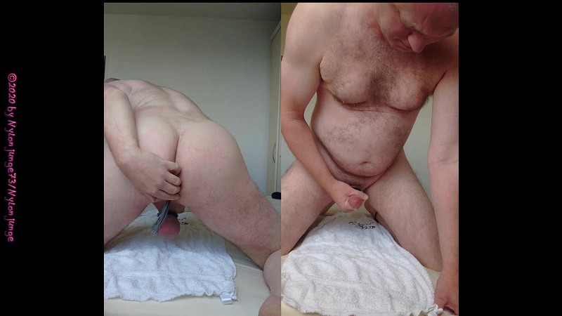 Geiler FUN mit dem Cockring 2 Gay Download Bild