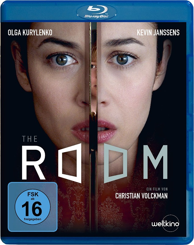 The Room Blu-ray Bild