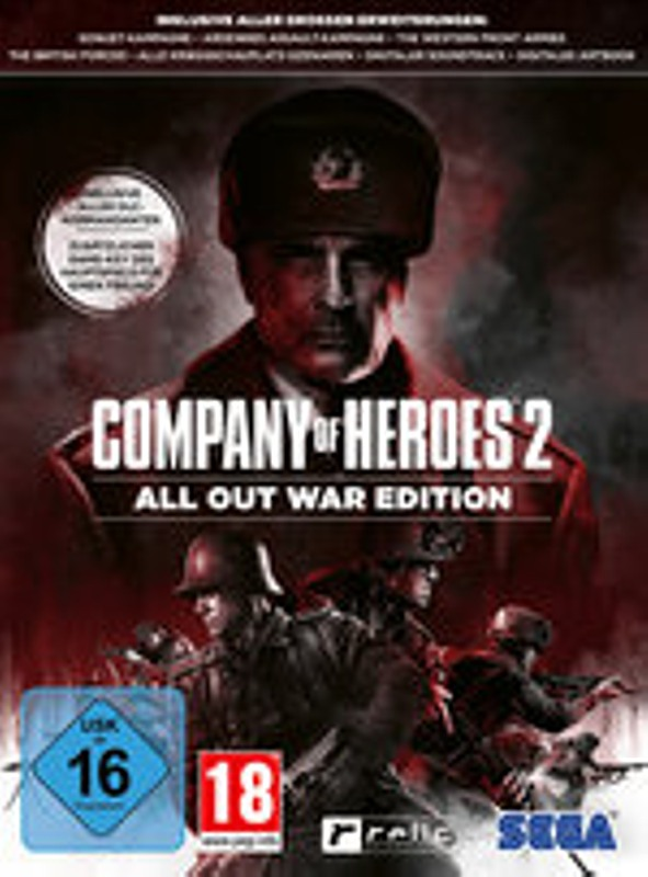 Company of Heroes 2 - All Out War Edition PC Bild