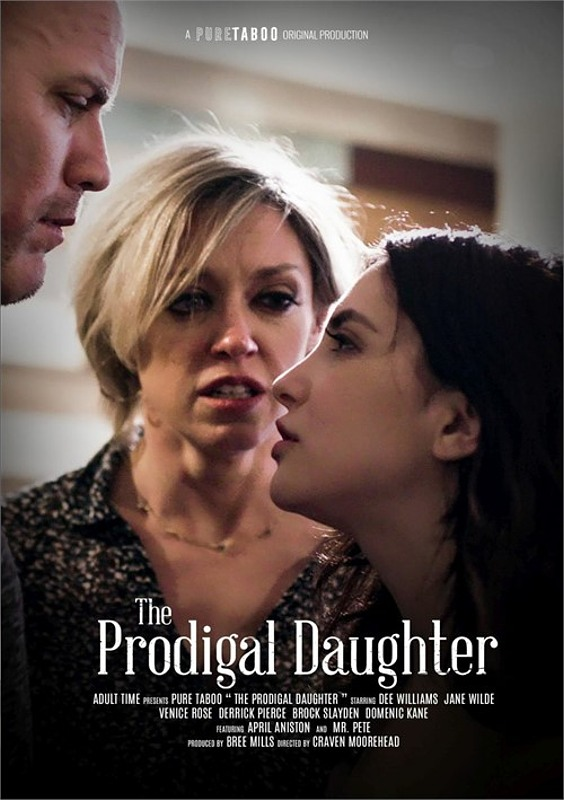 Prodigal Daughter, The DVD Bild