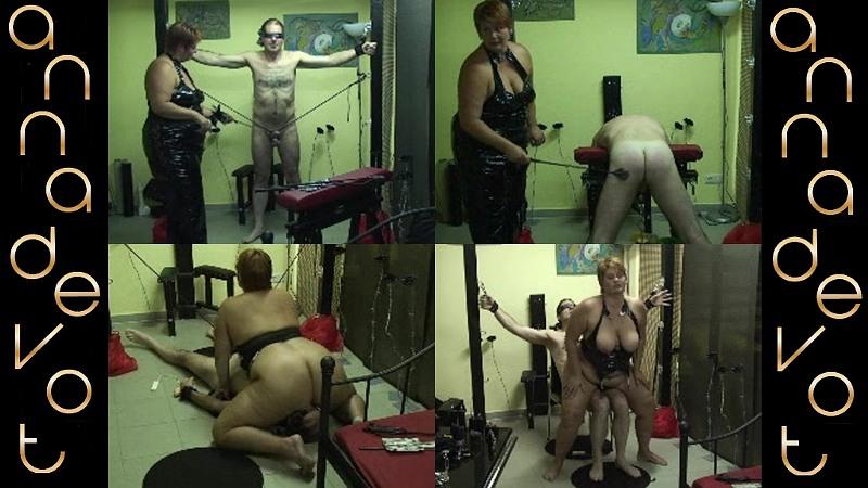 LadyAnna - Sklaven zum vergnügen benutzt Download Bild