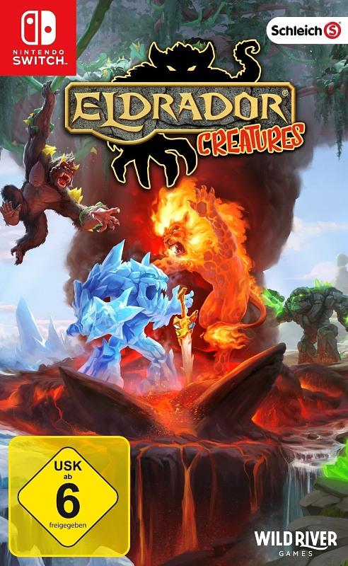 Eldrador Creatures Playstation 4 Bild