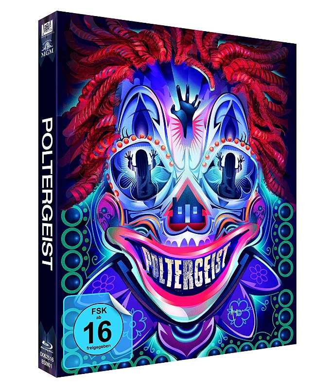 Poltergeist - Extended Cut Blu-ray Bild