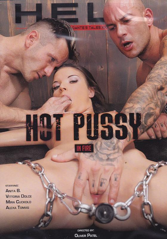 Hot Pussy in Fire DVD Bild