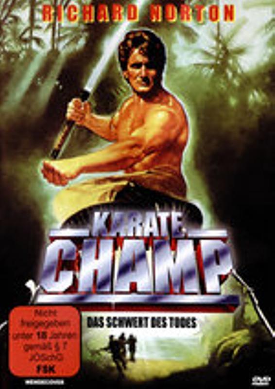 Karate Champ DVD Bild