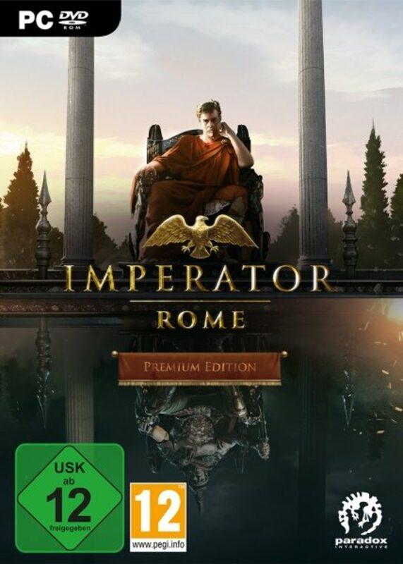 Imperator: Rome (Premium Edition) PC Bild
